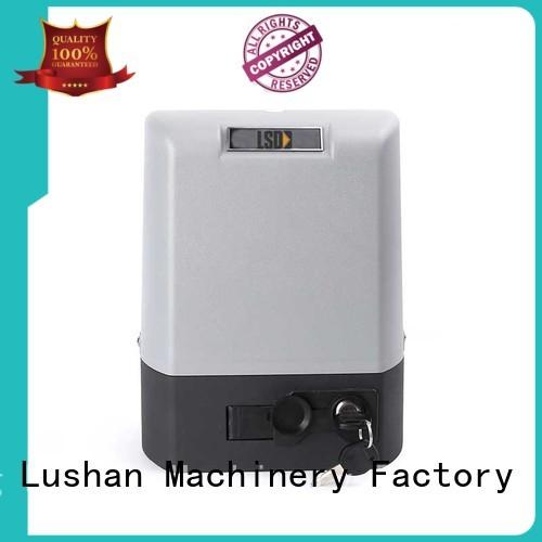 LSDD shutter remote gate motor supplier for door