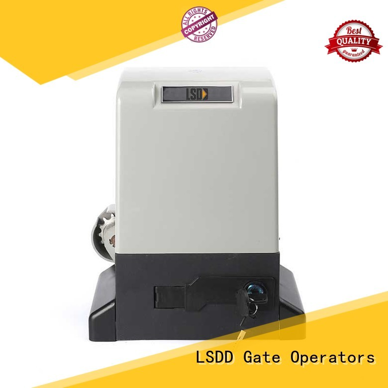 LSDD remote swing gate motor supplier for gate
