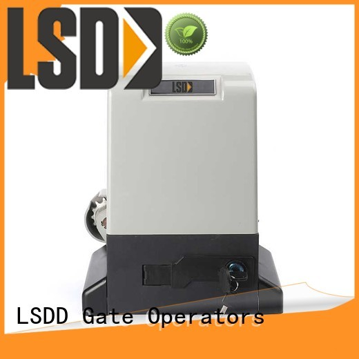 LSDD durable sliding gate openers working placidly for door