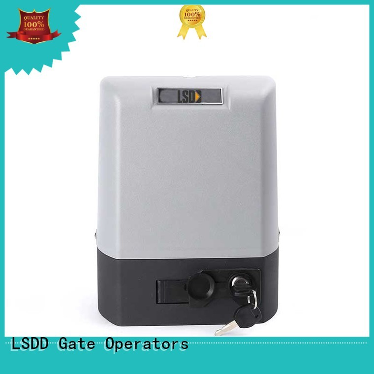 LSDD electric electric fence opener wholesale for gate