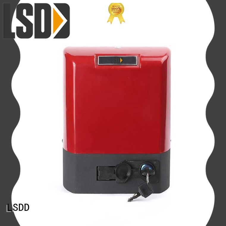 LSDD swing electric fence gate opener manufacturer for gate