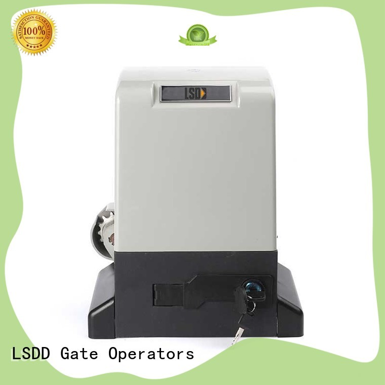 LSDD outdoor best electric gate opener manufacturer for door