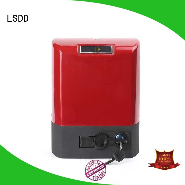 LSDD durable commercial sliding gate opener supplier for gate