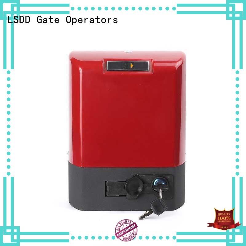 LSDD indoor automatic sliding gate opener manufacturer for gate