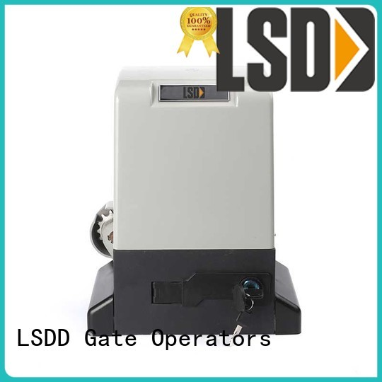 LSDD durable electric gate motor installation supplier for door