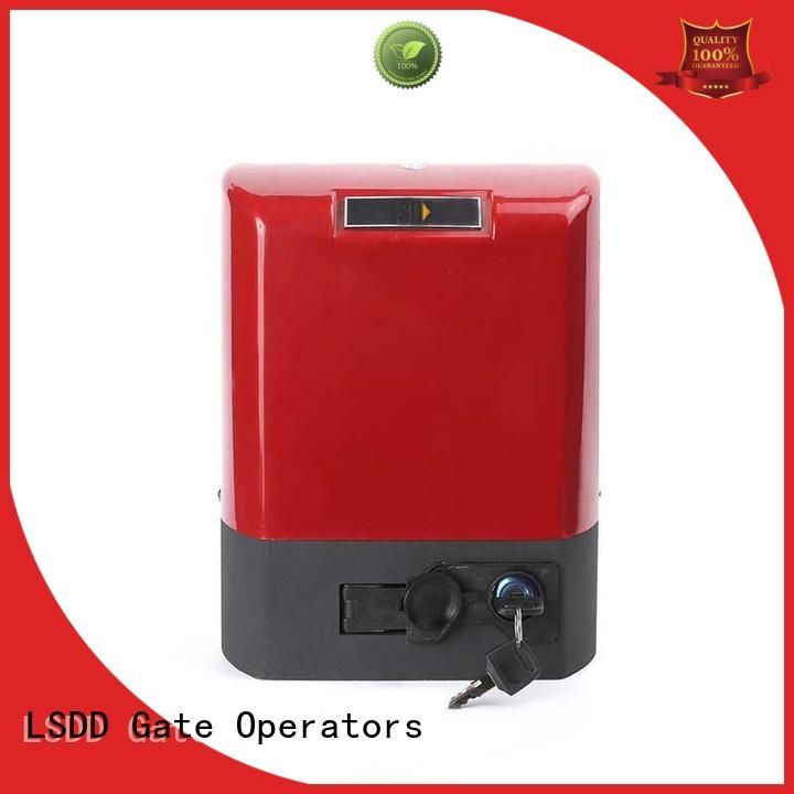 Industrial Gear Driven ac motor sliding gate controller gate operator