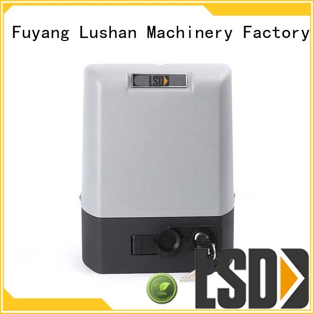 LSDD automatic best sliding gate opener manufacturer for gate