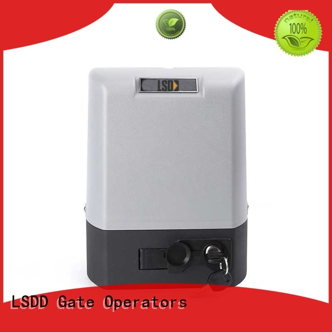 LSDD high quality hydraulic gate opener manufacturer for door