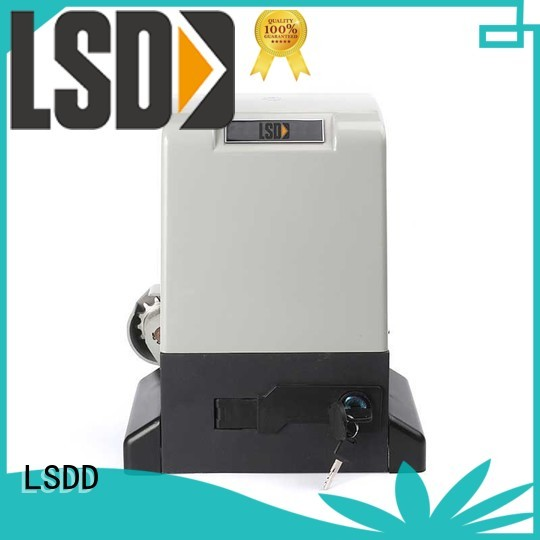 LSDD remote sliding door opener working placidly for gate