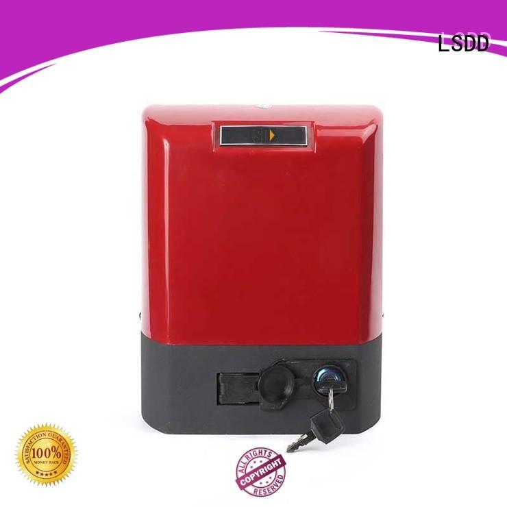 LSDD sliding motorized gate motors wholesale for gate