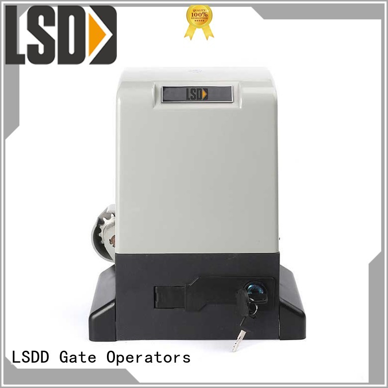 LSDD durable electric gate openers for farm gates supplier for door
