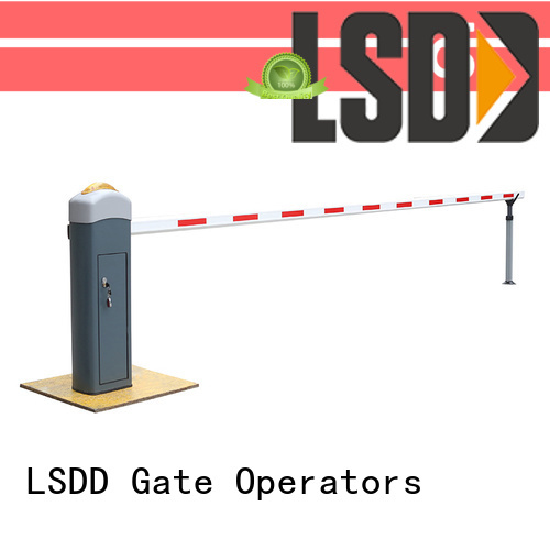 LSDD high quality parking barrier supplier for community