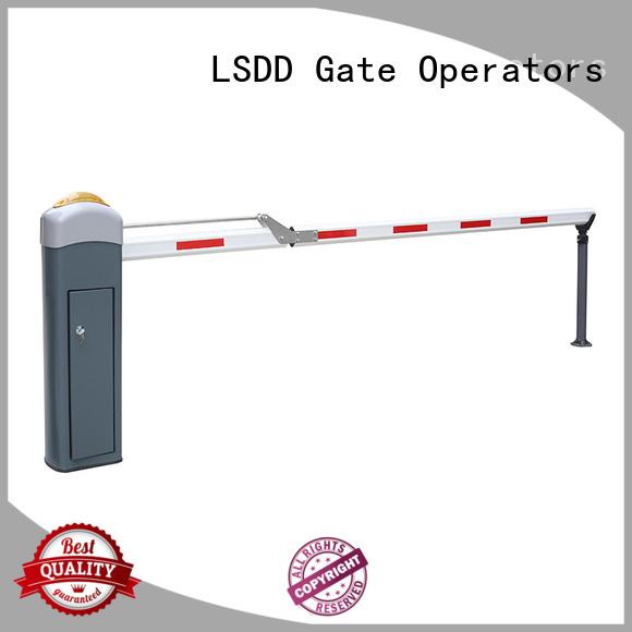 priced-low parking barrier arm manufacturer for parking