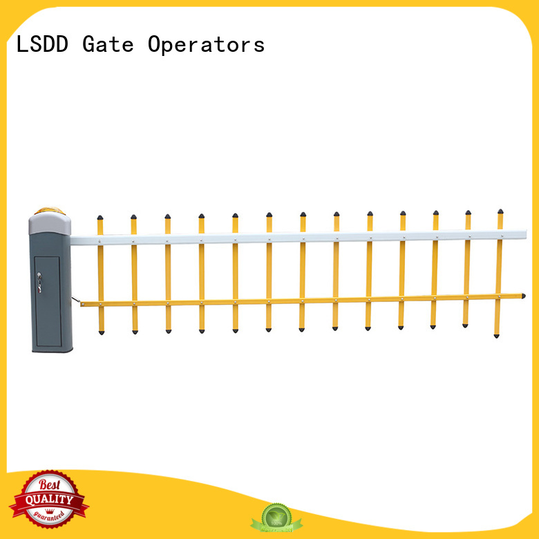 LSDD barrierroad arm barriers supplier for barrier gate