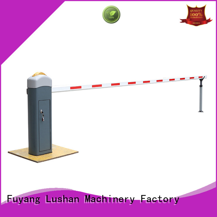 LSDD high quality parking gate supplier for community