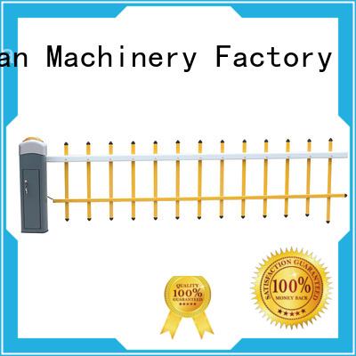 high quality safety barrier design supplier for barrier parking