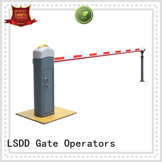 LSDD high quality car barrier manufacturer for community
