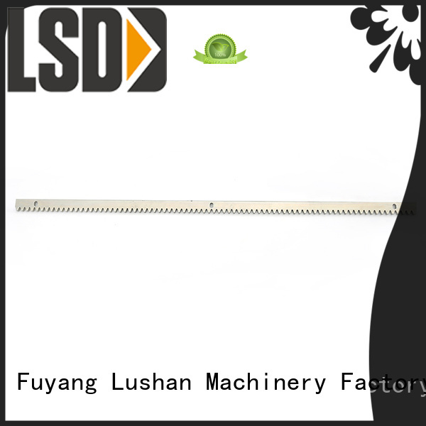 LSDD automatic plastic gear rack wholesale for door