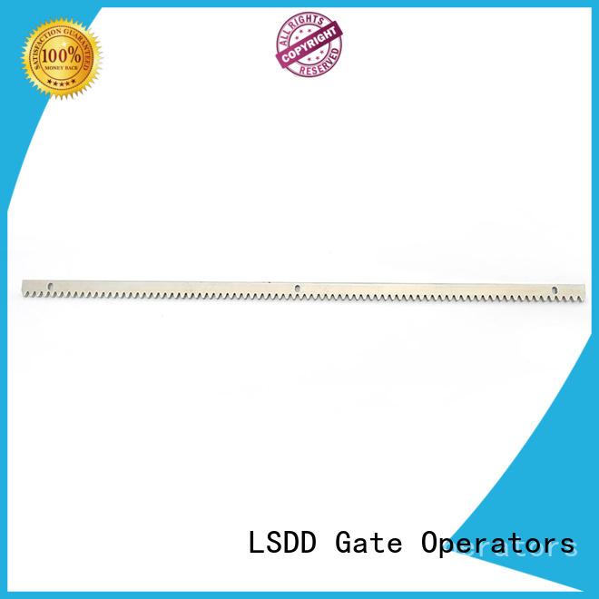 LSDD durable steel gear rack manufacturer for community