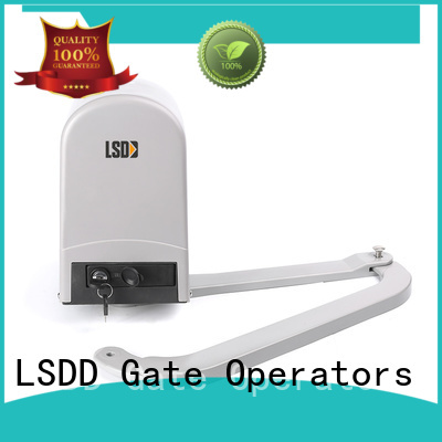 LSDD aluminum automatic door opener for home supplier for gate