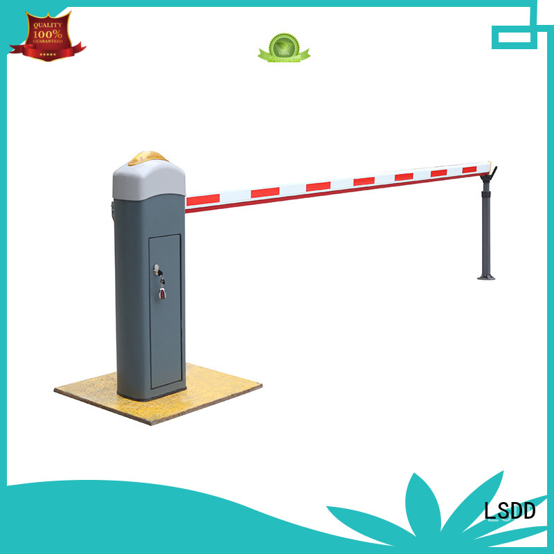 LSDD led car park barriers wholesale for gate