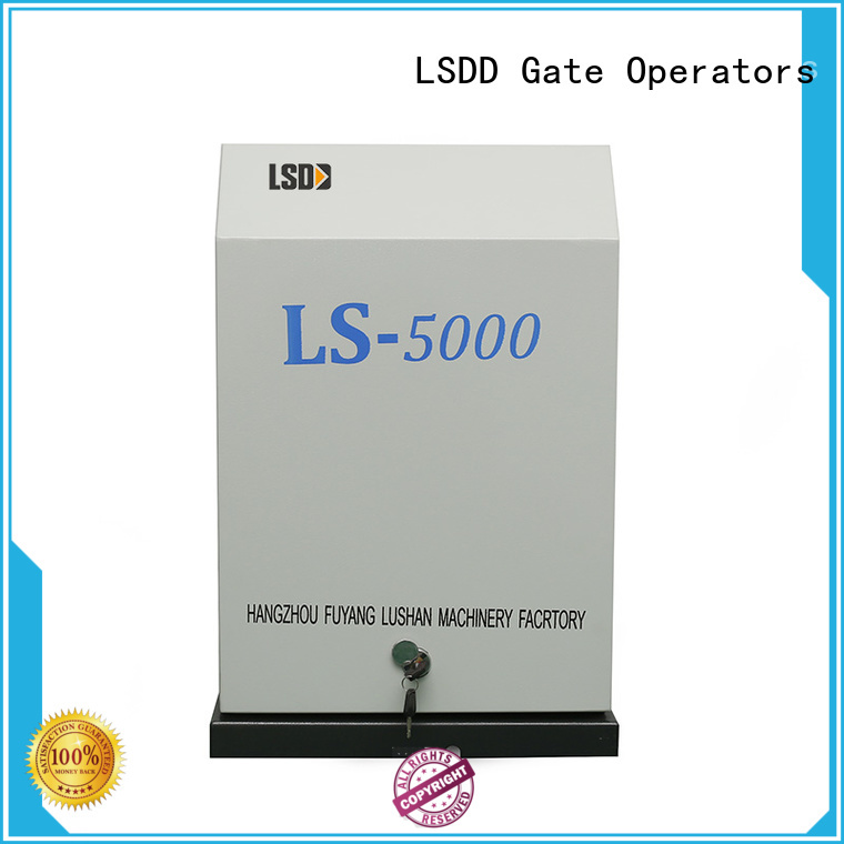 LSDD controller single swing gate opener manufacturer for door
