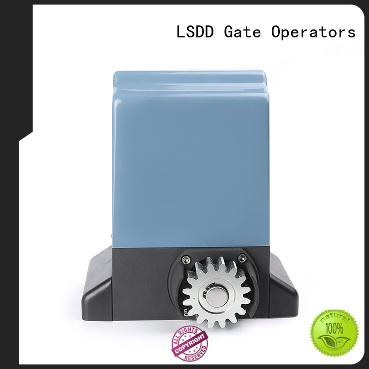 online automatic gate opener installation driven working placidly for door