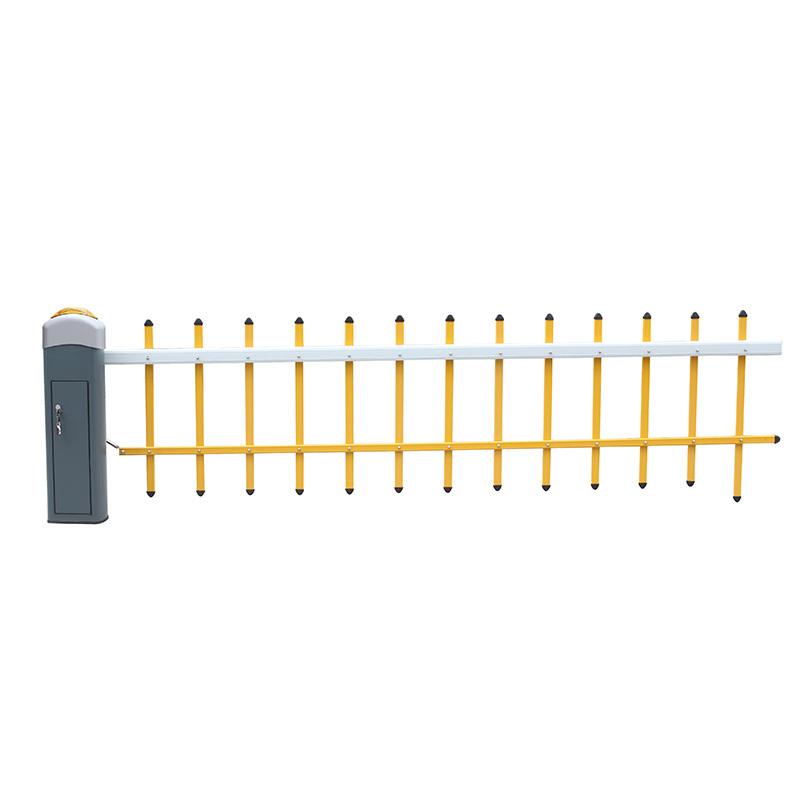 Car parking system barrier gate arm barrier