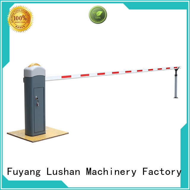 LSDD automatic automatic parking barriers manufacturer for parking