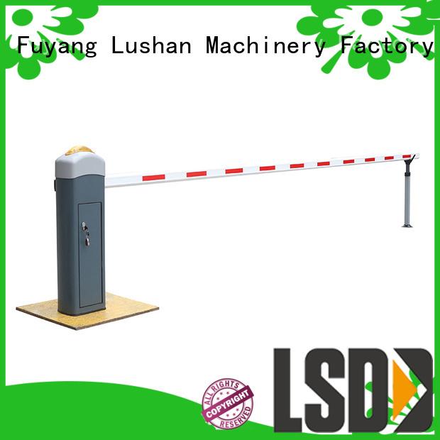 LSDD efficient parking gate arm wholesale for parking