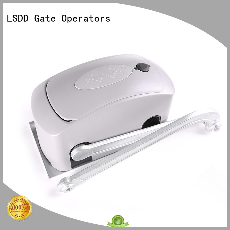 LSDD quality swing door openers manufacturer for gate