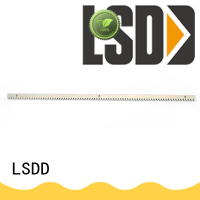 LSDD high quality cnc gear rack wholesale for gate