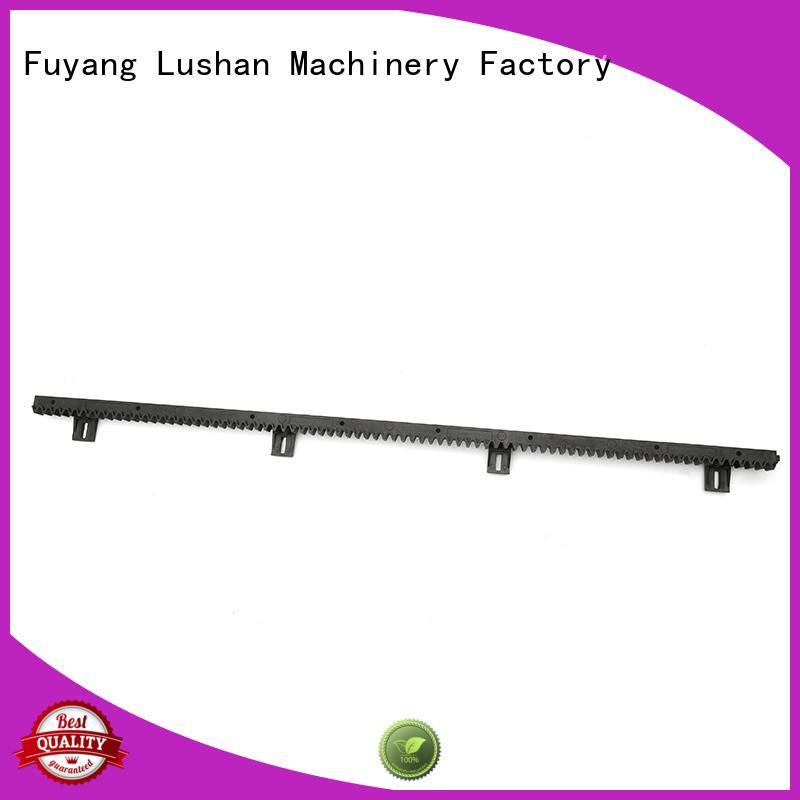 LSDD cnc cnc gear rack manufacturer for barrier parking