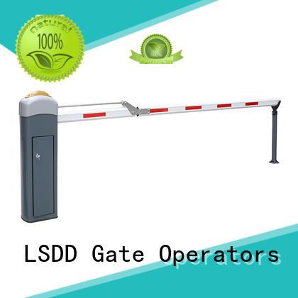 LSDD online parking boom barrier manufacturer for barrier gate