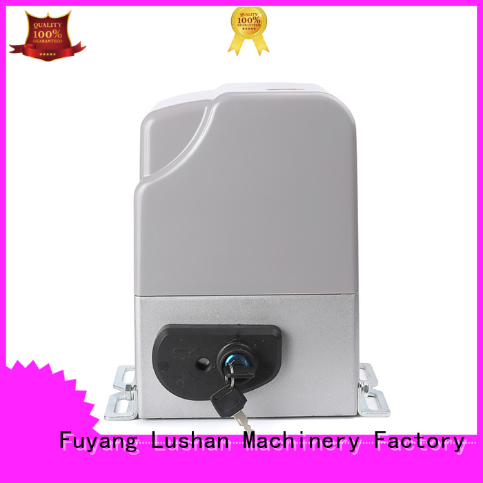 LSDD electric best sliding gate opener wholesale for door
