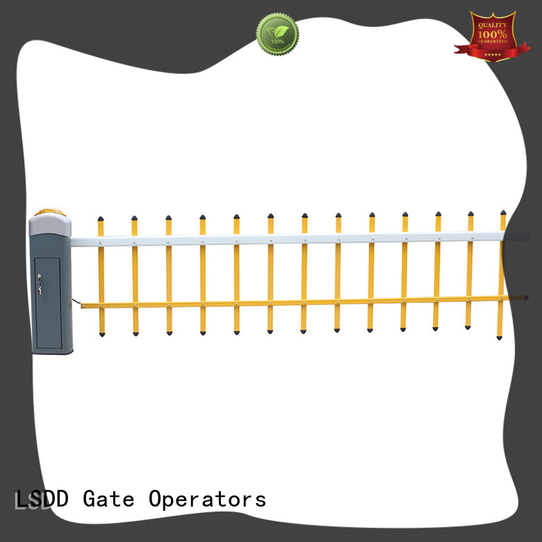 LSDD gates car park gate wholesale for gate