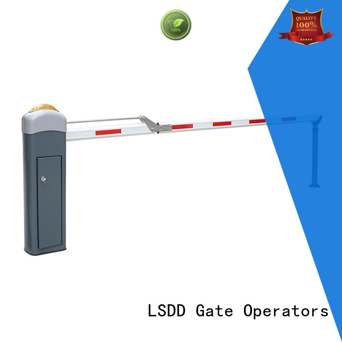 LSDD traffic parking gate arm wholesale for barrier parking