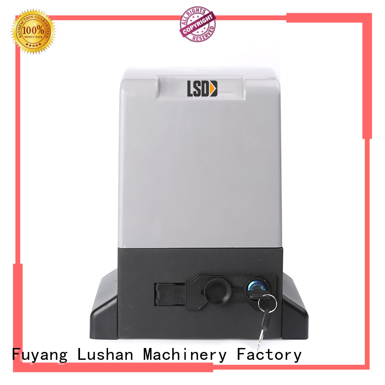 LSDD gear automatic sliding door opener wholesale for gate