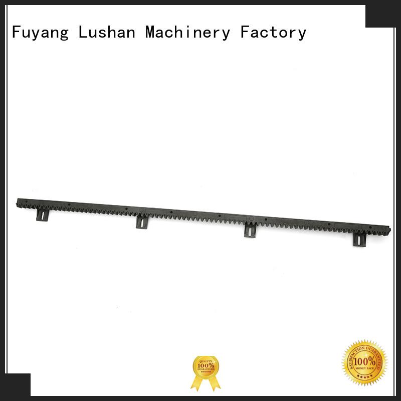 LSDD rack stainless steel gear rack supplier for gate