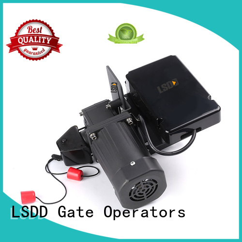 LSDD remote roll up door automatic opener wholesale for gate