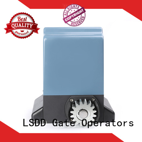 LSDD dc sliding gate motor supplier for door