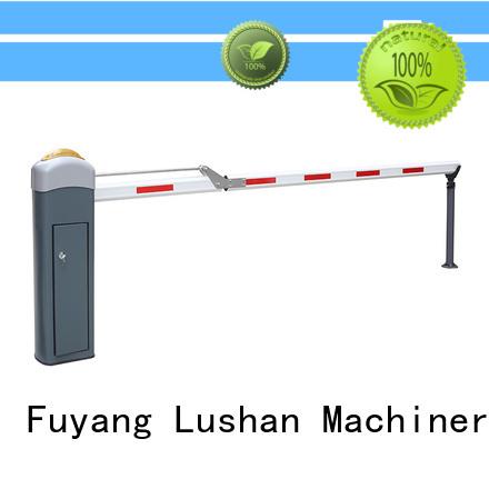 LSDD efficient barrier gate manufacturer for parking