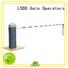 high quality car park barriers car manufacturer for barrier gate