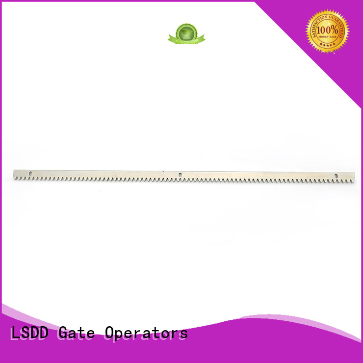 LSDD automatic stainless steel gear rack wholesale for community