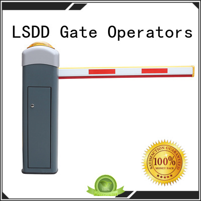 LSDD adjustable arm barriers wholesale for gate