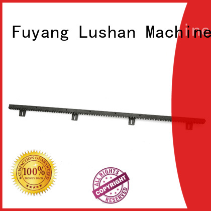 LSDD automatic plastic gear rack wholesale for community