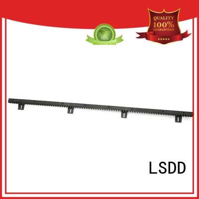 LSDD durable linear gear rack supplier for barrier gate