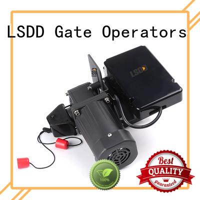 LSDD shutter commercial roll up door operators manufacturer for door