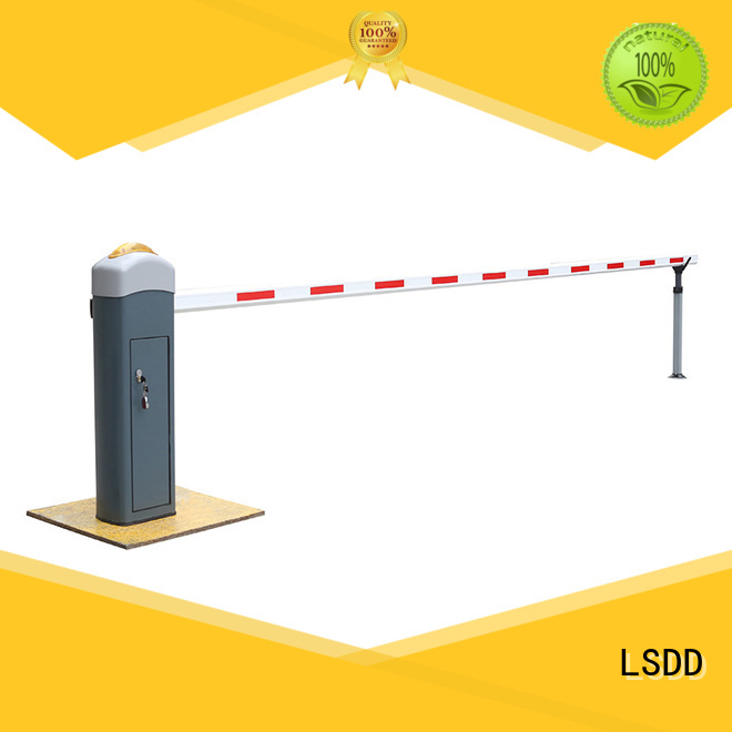 LSDD high quality parking gate arm wholesale for community