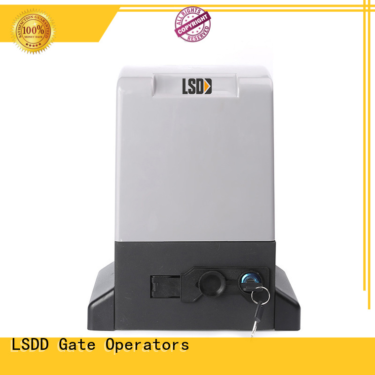 high quality solar powered electric gate openers control working placidly for gate